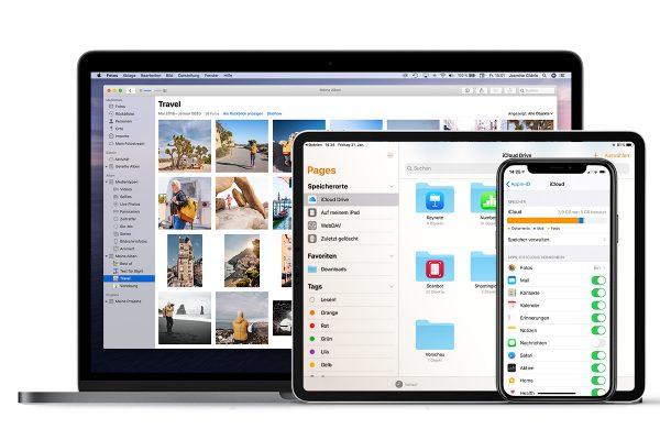 iCloud einrichten und verwenden