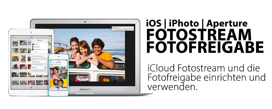 iCloud Fotostream | Funktionen und Einrichten