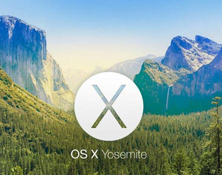 Neue Funktionen in OS X 10.10 Yosemite