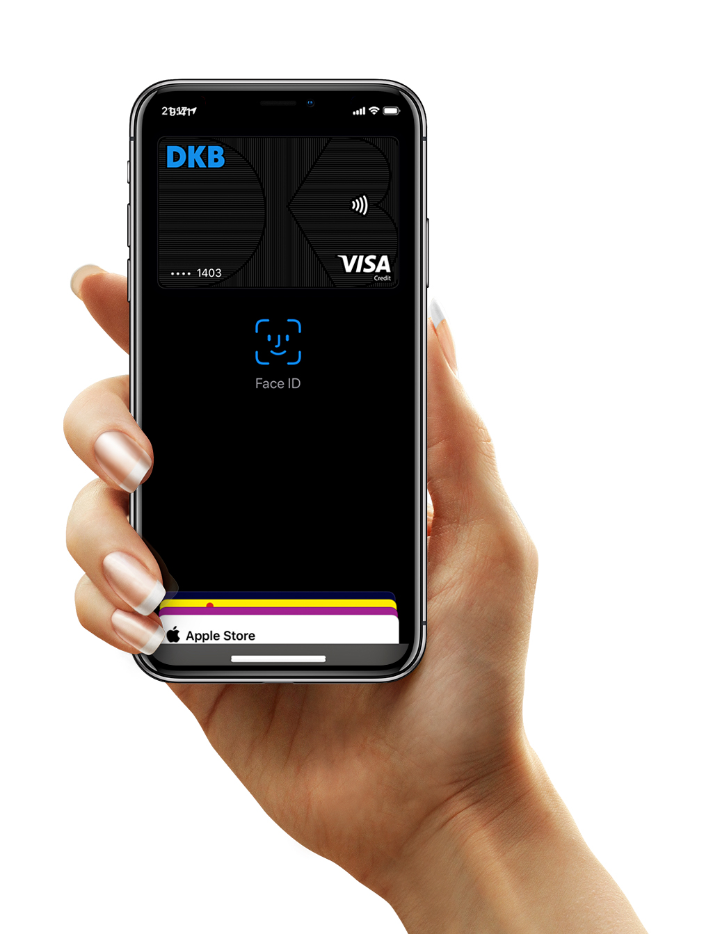 Apple Pay einrichten