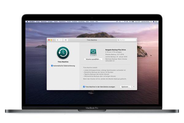 Time Machine Backup einrichten | Datensicherung für deinen Mac