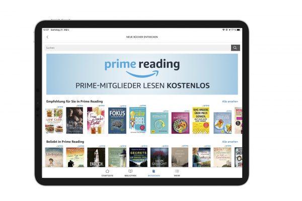 Bücher, Magazine und Zeitschriften auf dem iPad lesen