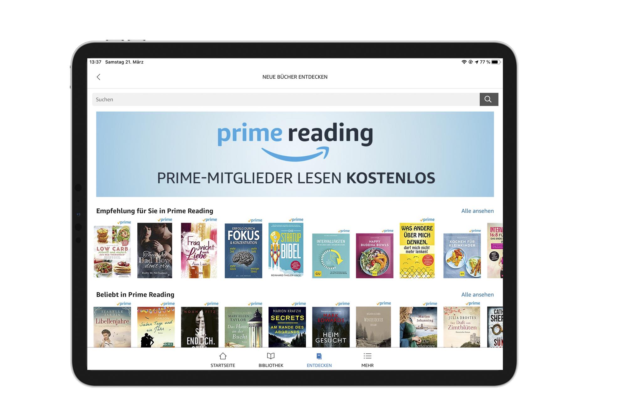 Bücher, Magazine und Zeitschriften auf dem iPad lesen   Apfelschule