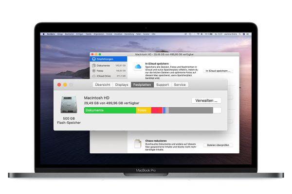 Festplatte aufräumen Mac – mehr Platz auf deinem Mac